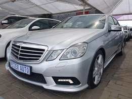 2011 Mercedes-Benz E350 CDI BE