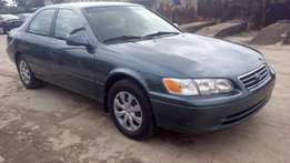Foriegn Used 2001 Toyota Camry With Custom Duty