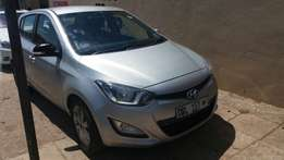 Hyundai i20 in good running condition wit low km