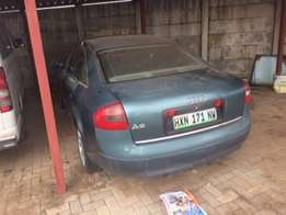 AUDI A 6 without gearbox