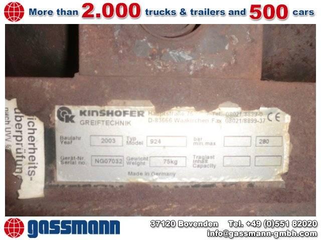 - KM 924 - 2003
