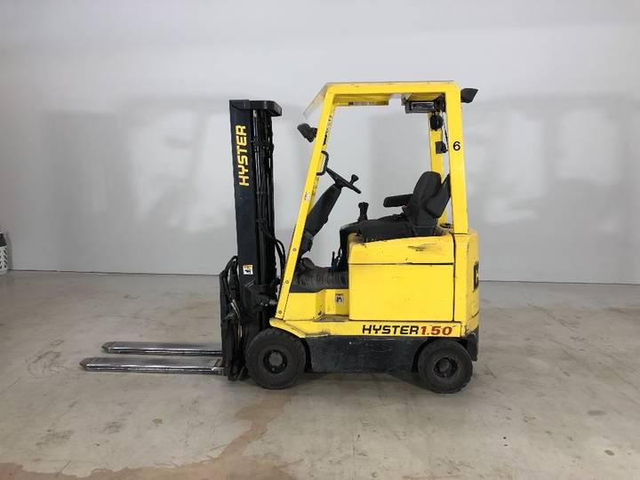 Hyster E 1.50 Xm - 2001