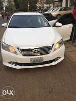 neatly used camry 2012