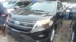 Ford Explorer 2013 Black
