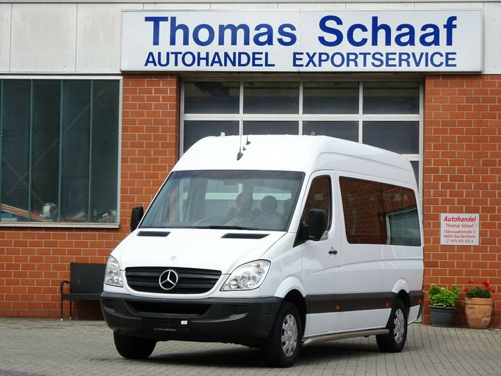 Mercedes-Benz Sprinter 311 Cdi Flex-i-Trans 9 Sitz Lift Klima - 2009