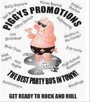Piggy's Party Bus