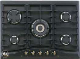 Brand new Whirlpool gas stove with electric oven for sale