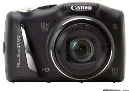 Canon Powershot SX150 Digital Camera for sale.