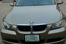 A clean registered bmw for sale, 3 series 2010 model.