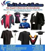 Graduation gown /accessories , Court gowns, church robes