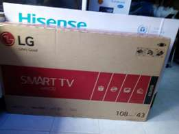 LG 43 inch digital TV Fred delivery countrywide