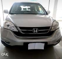 Honda Crv 2011 brought brand new