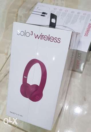 Original headphone Beats Solo3 6 أكتوبر -  4