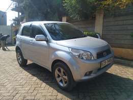 Toyota Rush ksh 980,000/- NEGOTIABLE