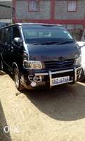 Toyota hiace private van petrol auto on offer price
