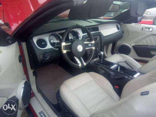 Super Charged Ford Mustang 2013 model Ikeja - image 6