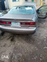 Manual Transmission Toyota camry in portharcourt