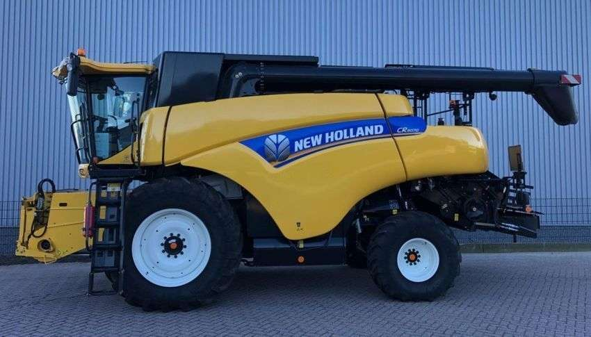 New Holland Cr 9070 Tier 4 - 2012
