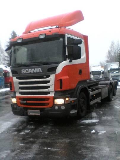 Scania R 480 Lb - 2010