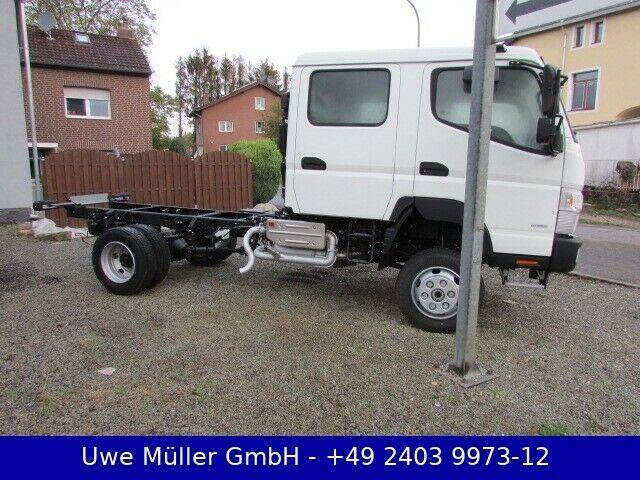 Fuso Canter 6 C 18 D - 4x4 Fahrgestell - 2018