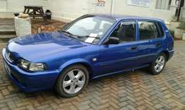 Toyota tazz 1.6 fuel injection