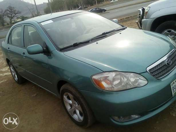 Toyota corolla 2008 model clean in and exterior Kubwa - image 2
