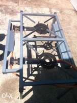 Two Gas Burner Tables for sale at a VERY LOW price