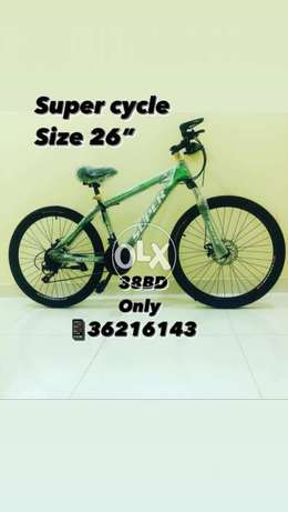 """New arrival brand New Super cycle size 26"""" best offer price"""
