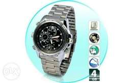 New 8GB Spy Wrist Watch HP/DVR Video Hidden Mini Camera Cam Camcorder