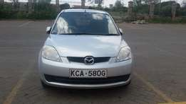E 4 Wheel Drive Mazda Demio Silver 1340 CC Engine Very Good Condition