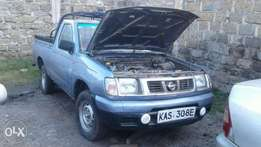 Nissan pickup for traveling and all purpose of transport