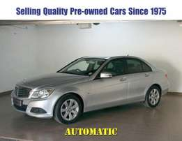 # 2803 Mercedes-Benz C-Class Sedan C 180 Blueefficiency Classic A/T