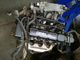 Opel corsa 1.4 for stripping