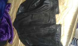 Leather jacket pointer
