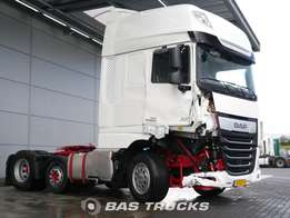 DAF XF 480 SSC - To be Imported