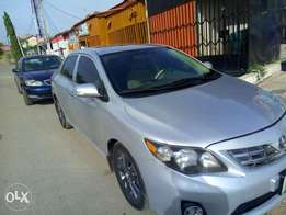 For sale clean Toyota corolla 2010 model in Abuja