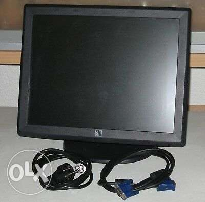 Elo touch screen LCD 12""