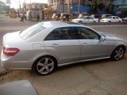 Benz E 350 4matic 2010 model