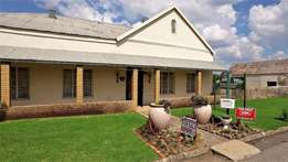 Spacious House with lots of oppertunities for a Guest house in Winburg