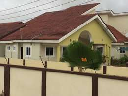 4 bedrooms self compound for sale at east legon