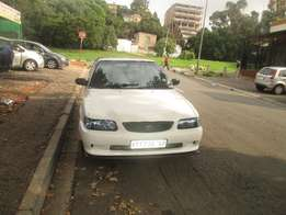 2004 toyota tazz 1.3 for sale