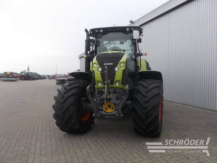 Claas axion 810 cmatic - 2017 - image 3