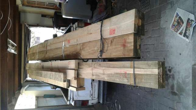 Wudpecker: Treated Pine Rafters 4 sale Mitchell's Plain - image 2
