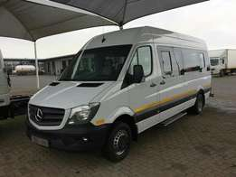 MERCEDES BENZ 515 SPRINTER 22 seater bus for sale
