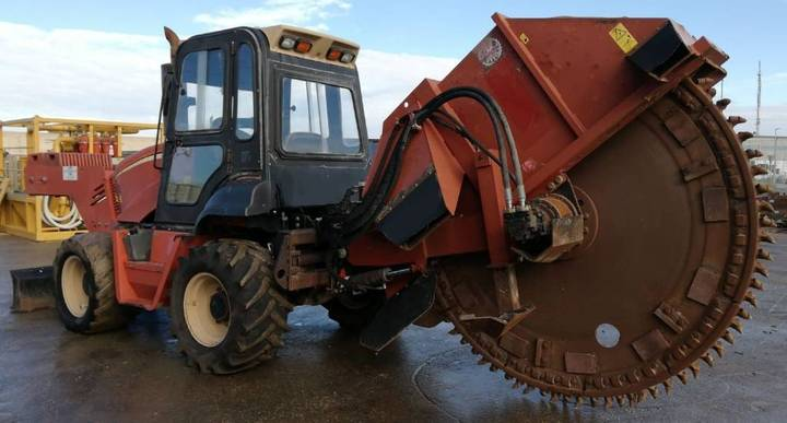 Ditch Witch Rt 115 - 2011
