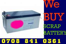 Used inverter battery in Surulere