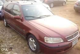 Neatly used Honda Civic 2000 for sale 670k negotiable