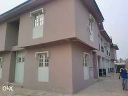 Newly built 2 bed room flat to let at ogba.