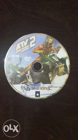 ATV2 Quad power racing Play Station 2 DVD