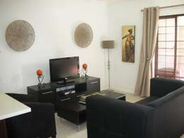 NO DEPOSIT fully furnished One Bedroom Apartment Available for R8000